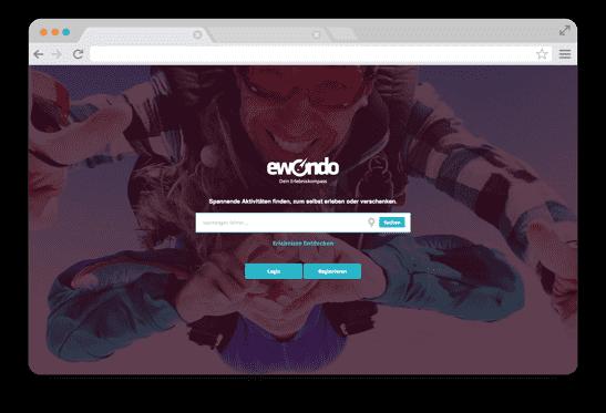 Marktplatz für Erlebnisse - Umsetzung mit WordPress & WooCommerce