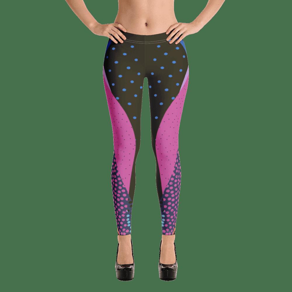 Tokyo - Design für eine Yoga-Leggings