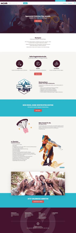 WooCommerce Webshop - Webdesign - ewondo Marktplatz