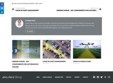 Blickfeld WordPress Blog - Vorschau 04