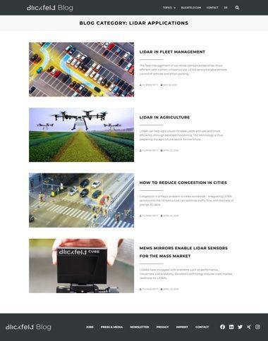 Blickfeld WordPress Blog - Vorschau 05